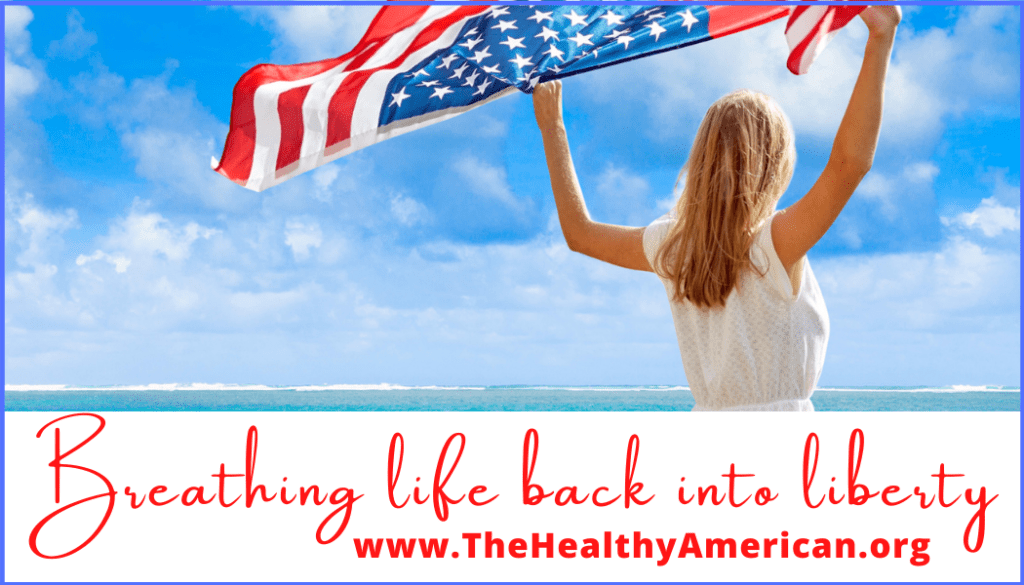 The Healthy American with Peggy Hall