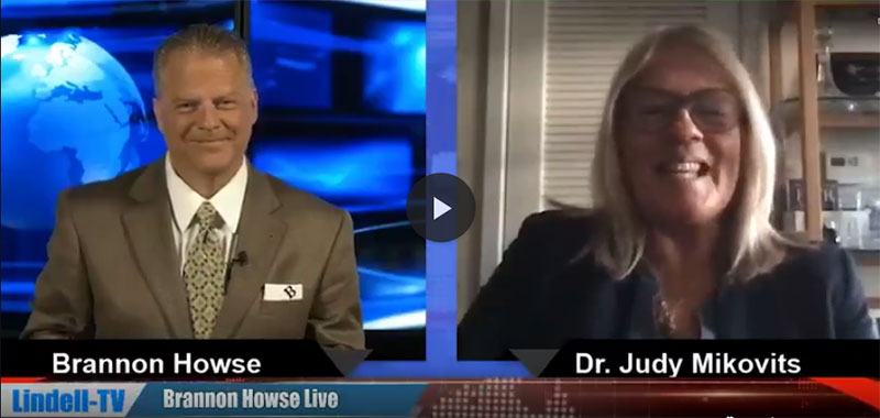 Brannon Howse Live with Dr. Judy Mikovits